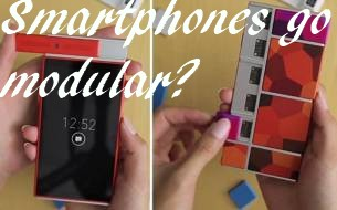 Ara Smartphone Modular Custom Made