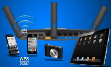 Linksys EA6900 with WPS enabled devices