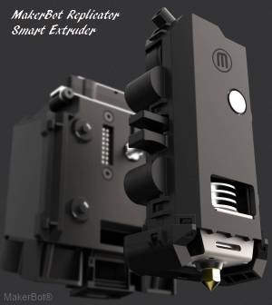 MakerBot Replicator Z18 Smart Extruder